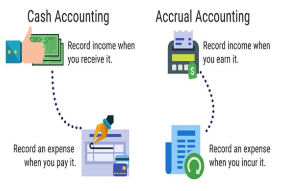 cash and accrual