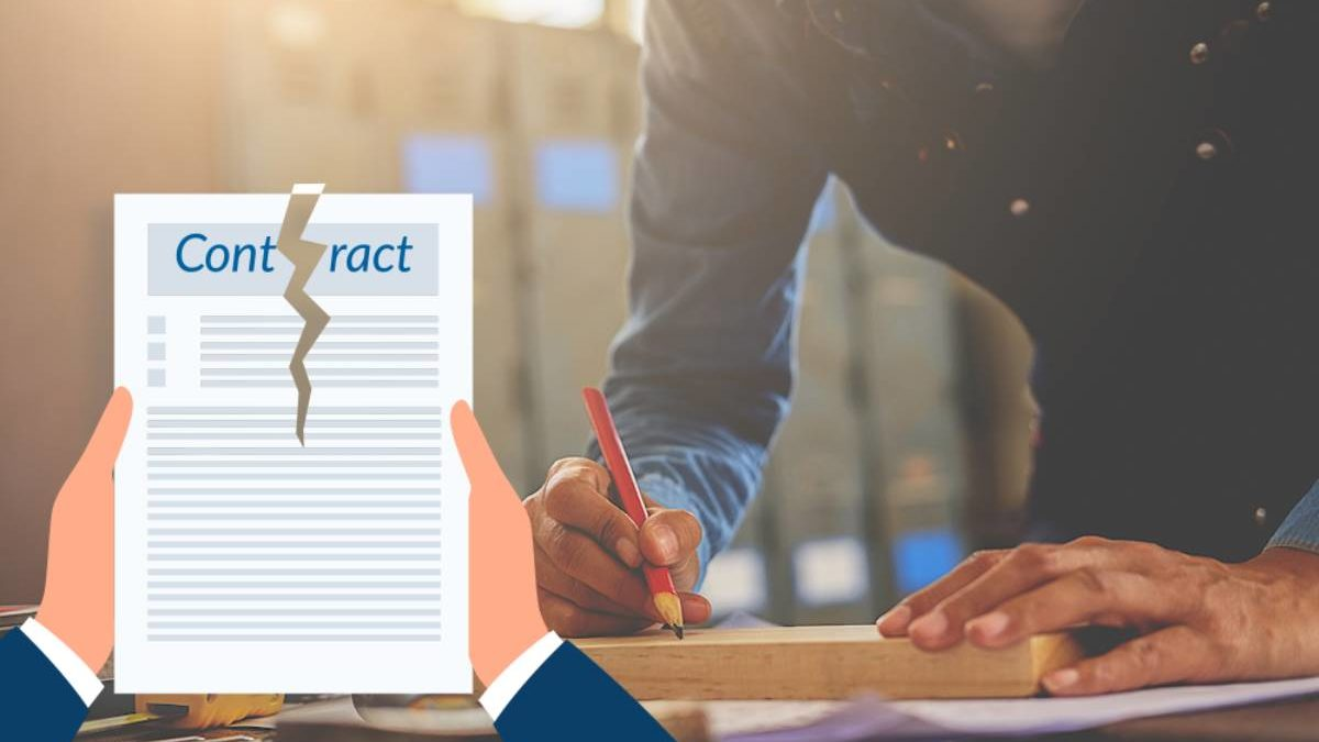 What is the Legal Contract? – Work, Breach Contract