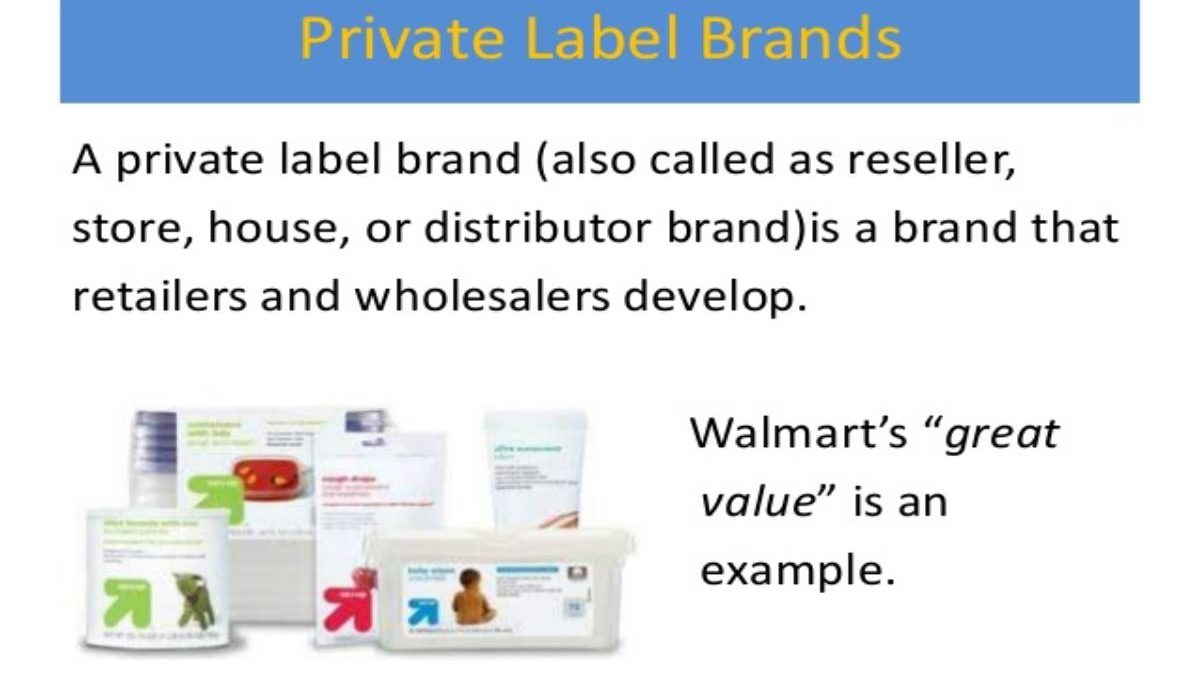 What Is the Private Brand? – Definition, Examples, Develop, and More